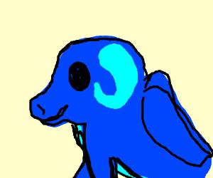 300x250 Blue Dragon In The Dark