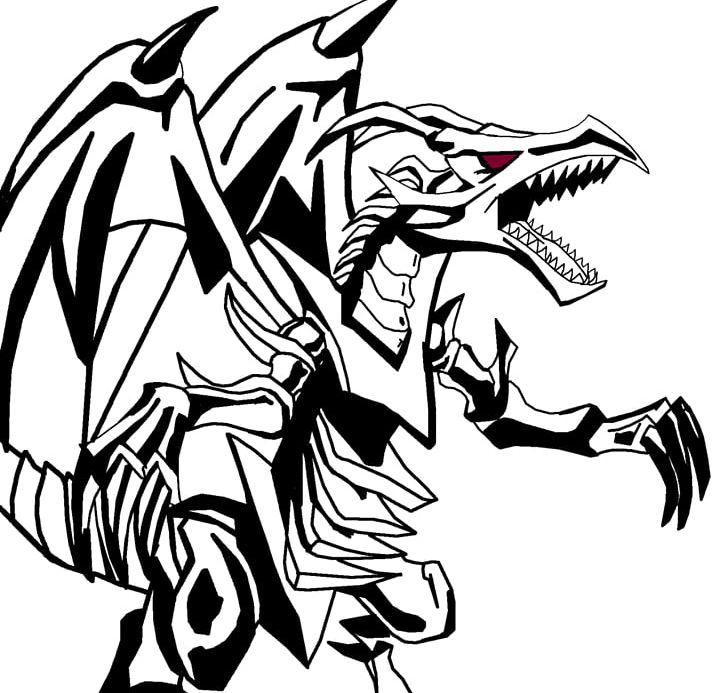 728x693 Dragon Red Eye Desktop Drawing Png, Clipart, Art, Artwork, Black