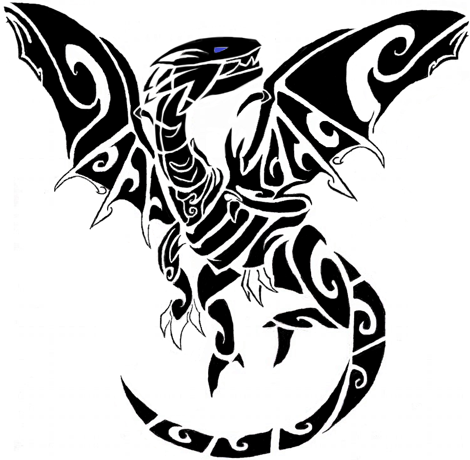 917x897 Art I Attack With The Blue Eyes White Dragon