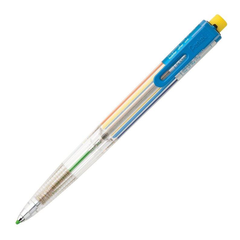 794x794 Pentel Arts Automatic Color Pencil Pentel Mechanical Color Etsy