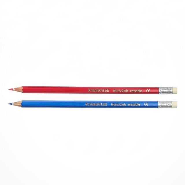640x640 Staedtler Colored Pencils With Eraser Drawing Pencil