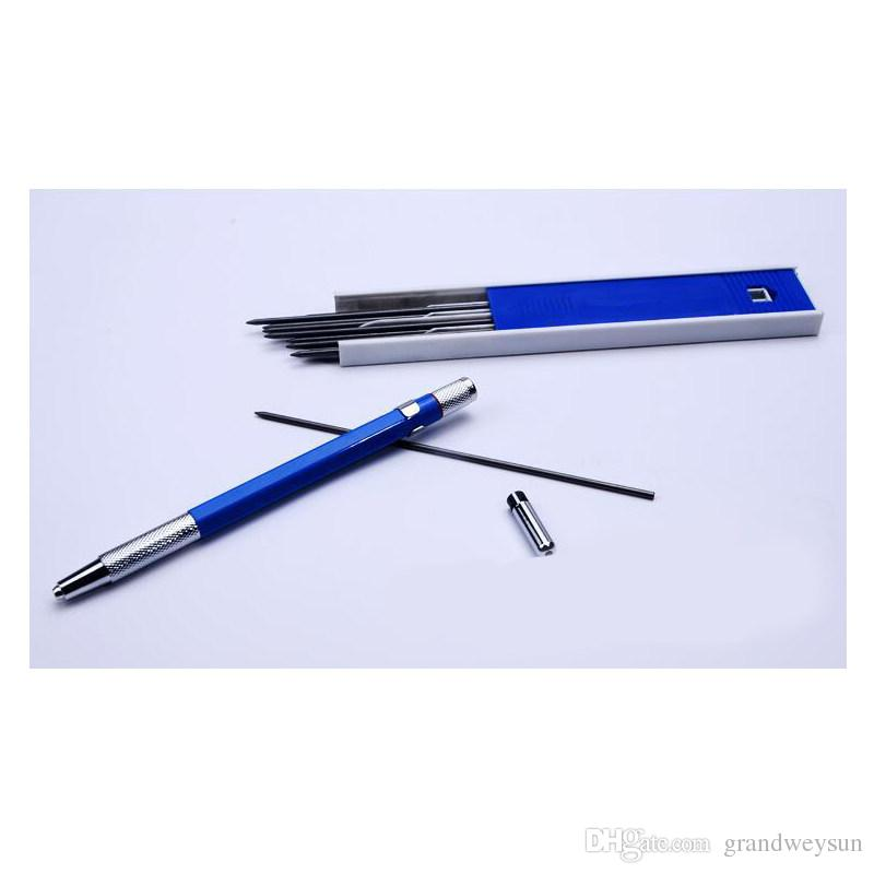 800x800 Creative Mechanical Drafting Pencil With Leads School Student