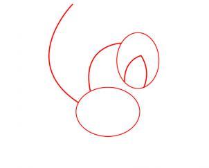 302x243 Drawing Printout How To Draw Blue Eyes White Dragon