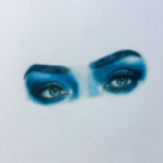 336x336 Max Artist On Twitter Here's The Finished Eye Drawing! If Anyone