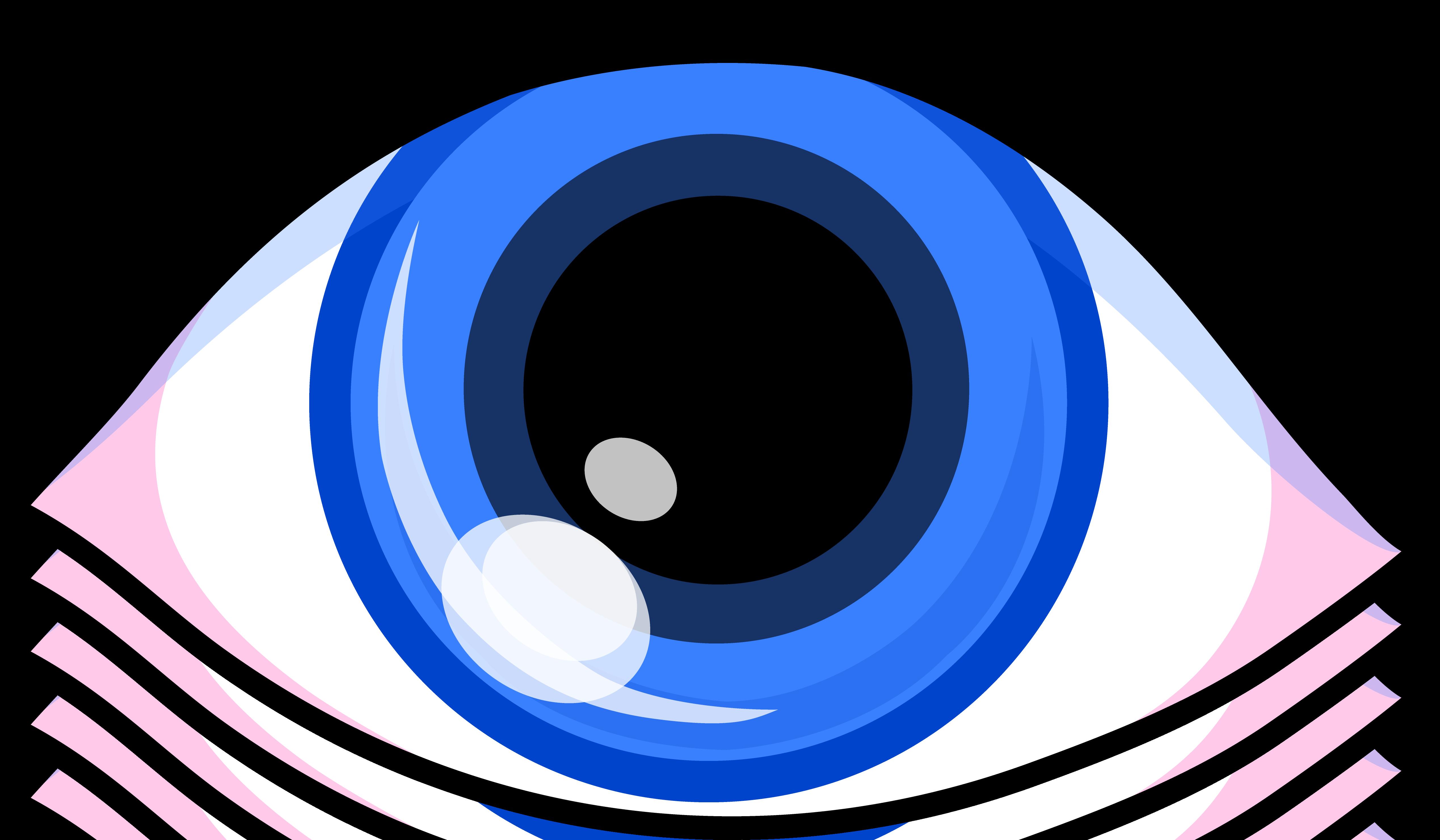 5076x2962 Blue Eye Drawing