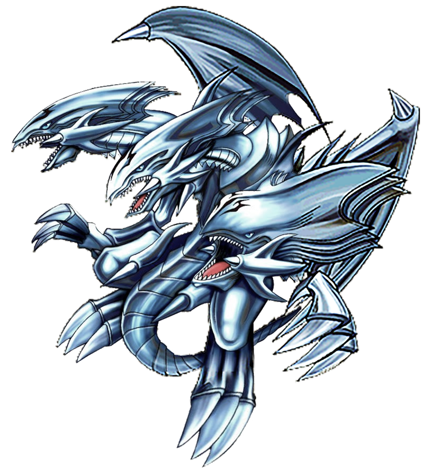 Blue Eyes White Dragon Drawing Free Download On Clipartmag