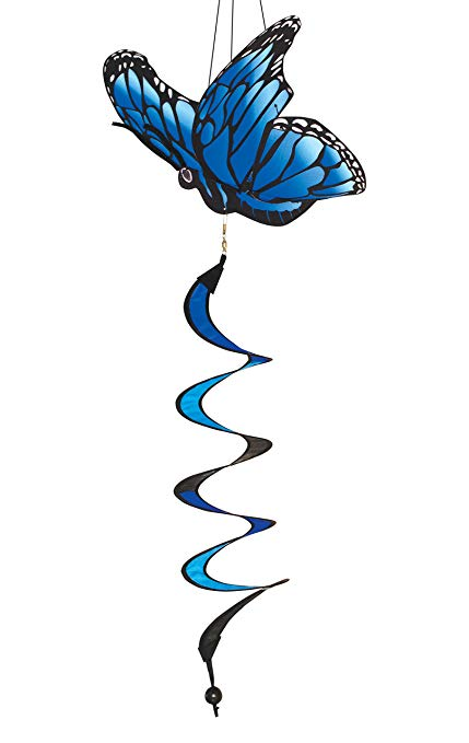 429x679 in the breeze blue morpho butterfly theme twister