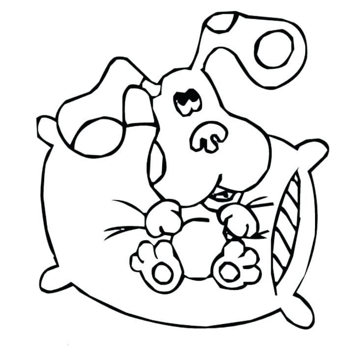 Blues Clues Drawing   Free download on ClipArtMag