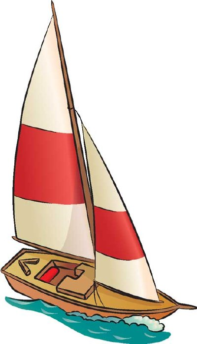 400x696 how to draw sailboats howstuffworks