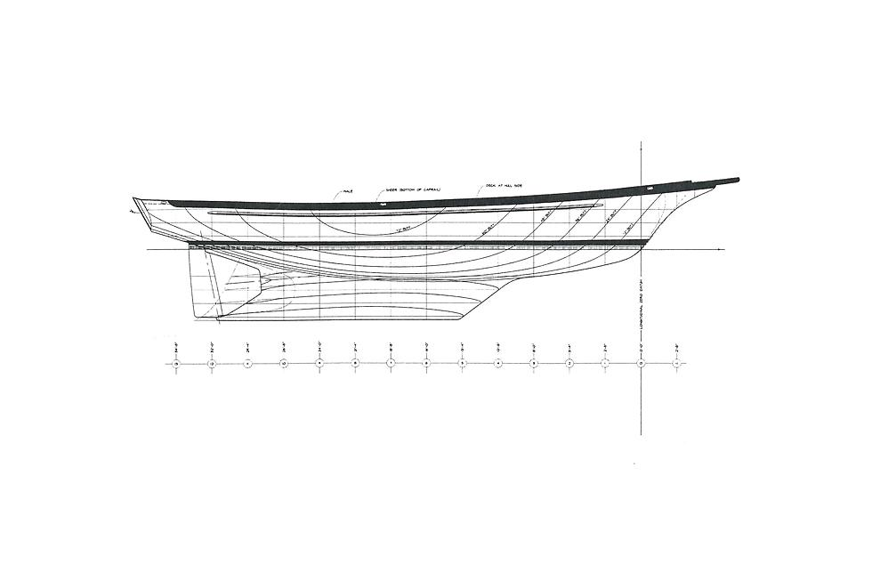 Boat Line Drawing | Free download best Boat Line Drawing on