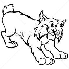 236x236 bobcat clipart beautiful best bobcat clip art images charte
