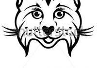 200x140 Bobcat Clip Art