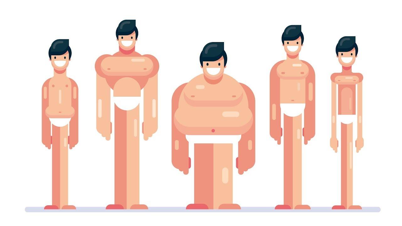 1280x720 How To Draw A Full Body Cartoon