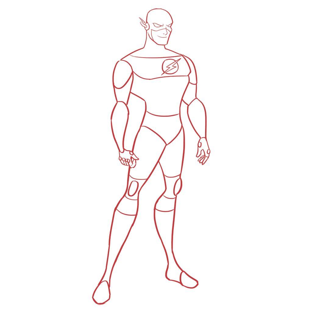 Body Image Drawings