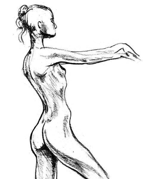 480x600 Body Posture Art Fine Art America