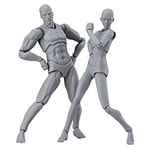 300x300 Buy Bonbela Pcs Body Model Drawing Action Figures Mannequin Man