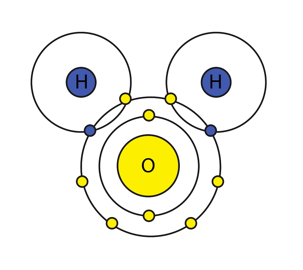 979x873 the configuration of the water molecule earth water