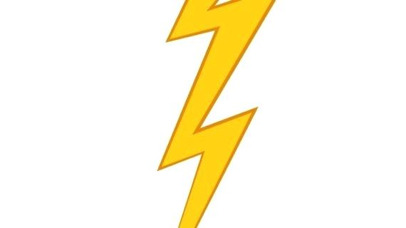 570x320 drawing of lightning drawing a lightning bolt lightning bolt clip