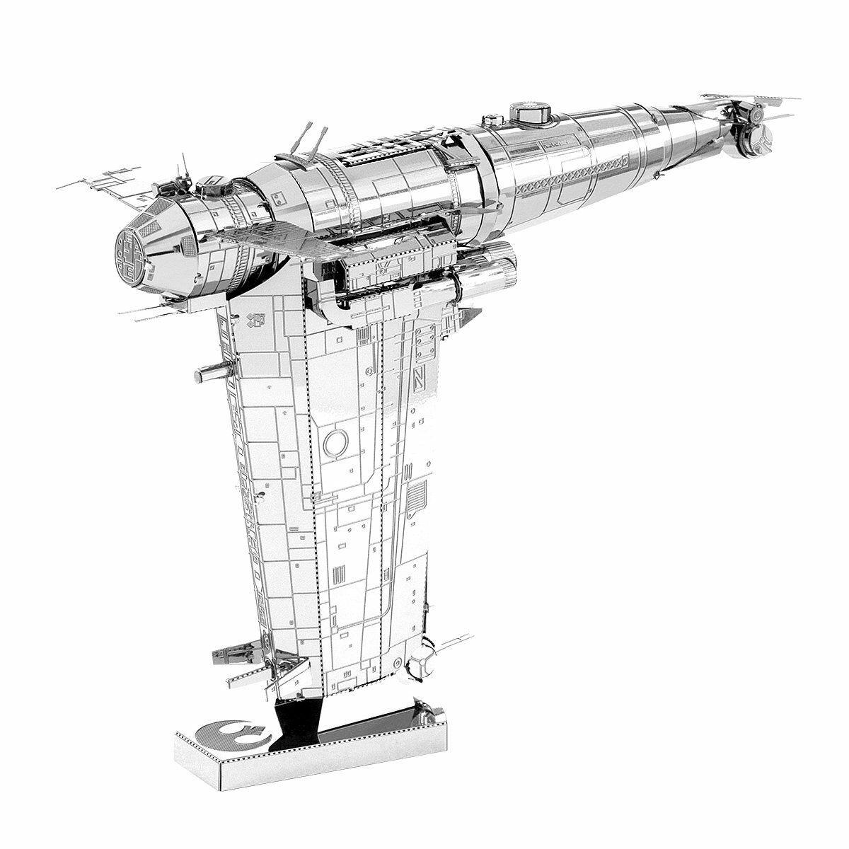 1200x1200 metal earth star wars resistance bomber metal model tweezers