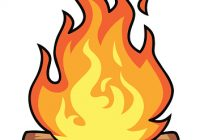 200x140 camp fire clip art campfire free vector drawing of entertaining