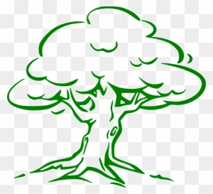 300x273 Tree Drawing Clip Art, Transparent Png Clipart Images Free