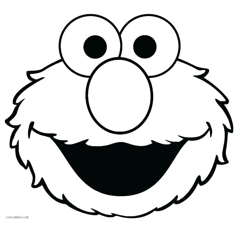 800x758 Elmo Birthday Coloring Book Feat Coloring Pages Table For Kids