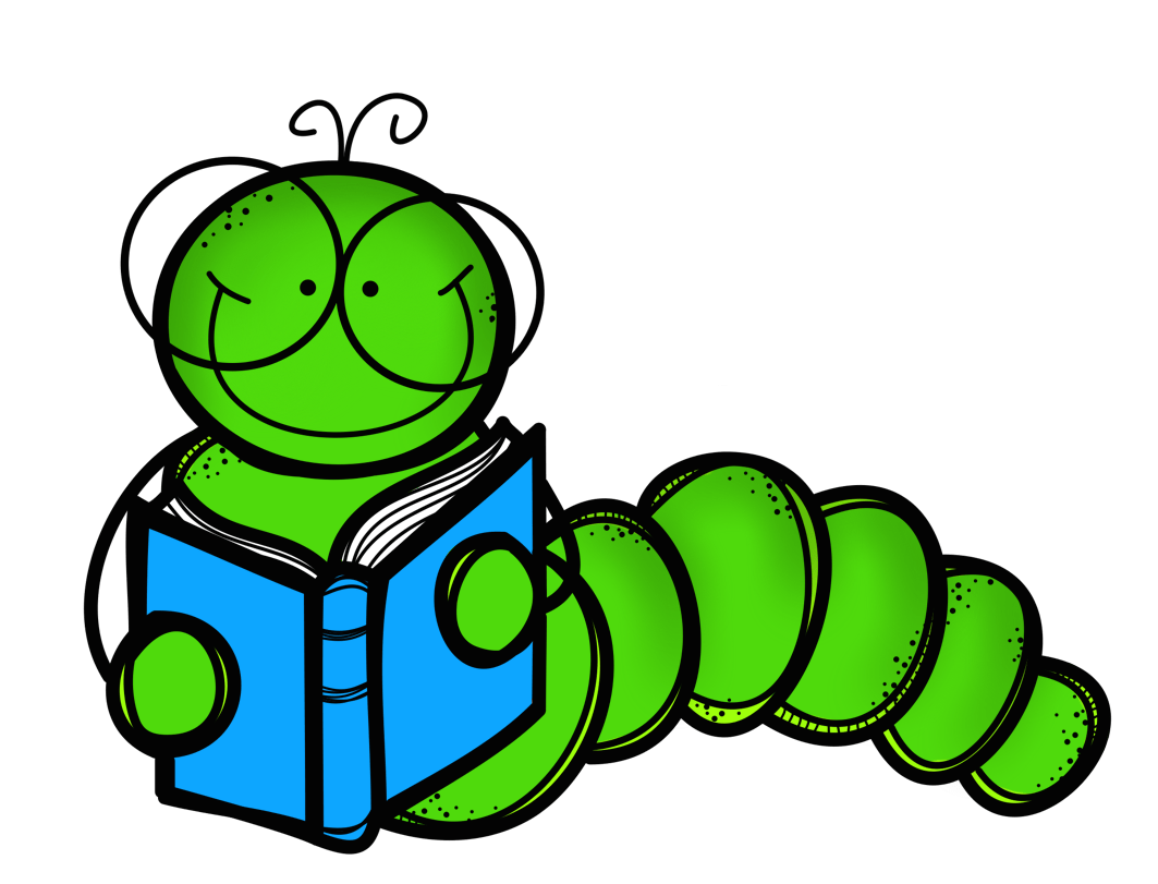Bookworm Drawing