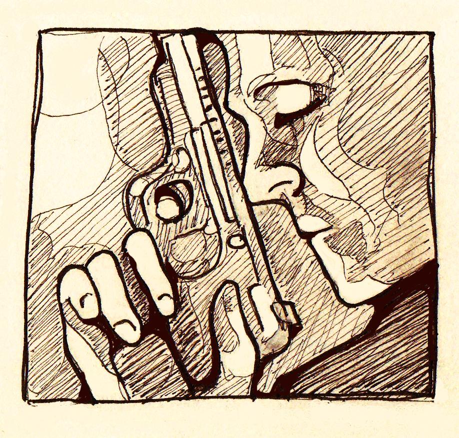 918x877 Boondocks Sketch