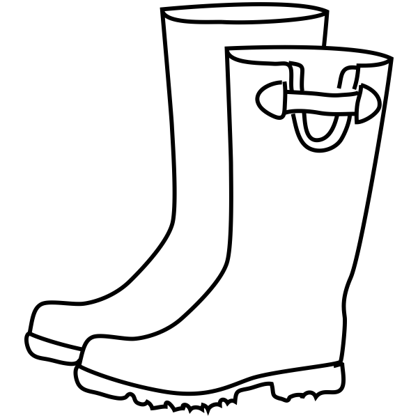 600x600 collection of rain boots drawing art rain boots, boots