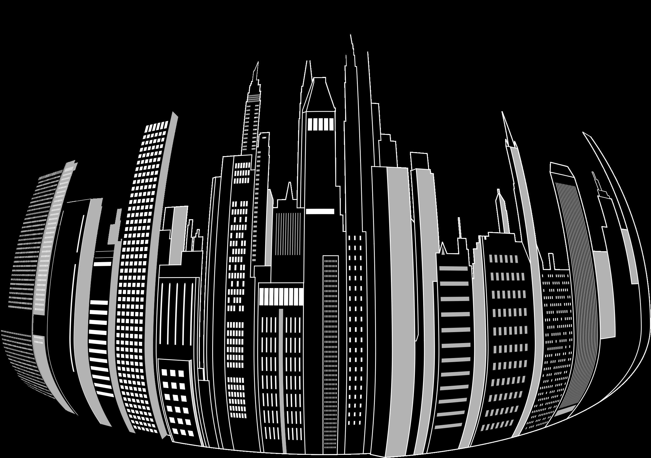 2258x1590 Cliparts For Free Download Cityscape Clipart Skyscraper