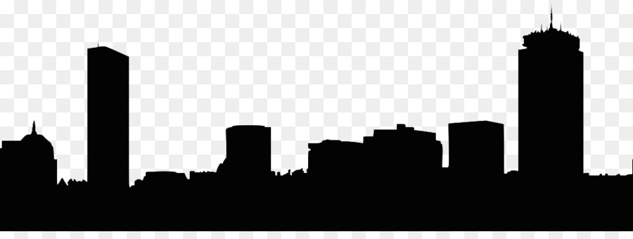 900x340 Boston Skyline Silhouette Png Images In Collection