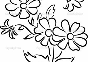 300x210 drawing of bouquet of flowers best flower drawing bouquet