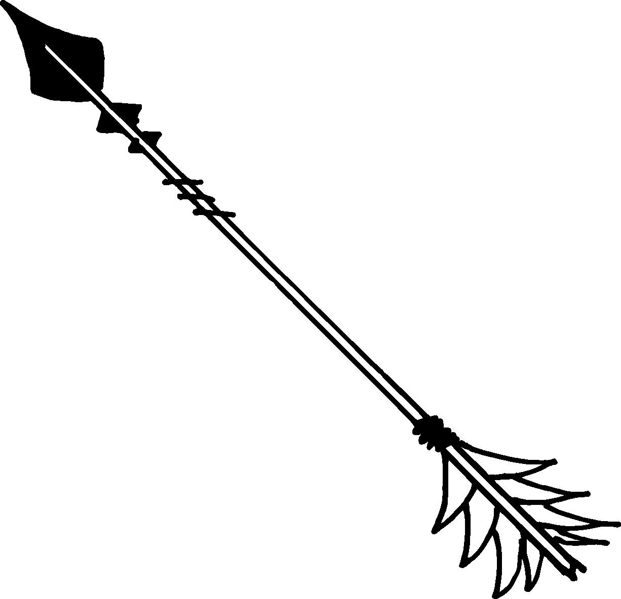 1226x1184 Hd Arrow Drawing