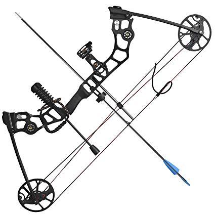 425x425 Demon Eight Compound Bows, Big Archery Hunting