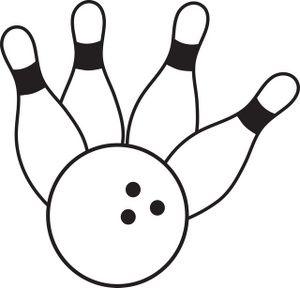 300x288 bowling clip art h bowling pins, bowling, bowling