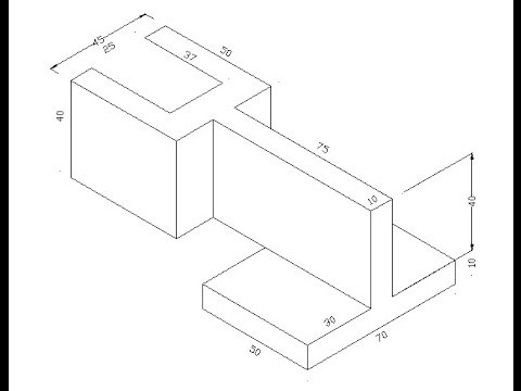 Box Isometric Drawing   Free download best Box Isometric Drawing on
