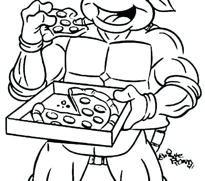 678x600 ninja turtle picture to color free free ninja turtle coloring