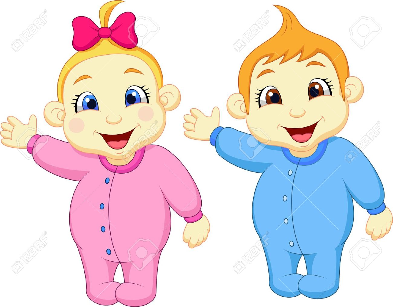 1300x1015 Twins Cartoon Boy Clipart, Free Download Clipart