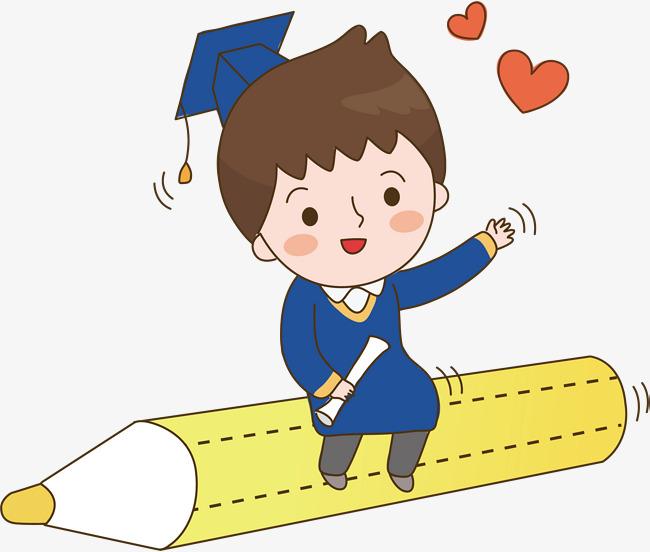 650x552 the boy sitting on the pencil, boy vector, pencil vector, boy