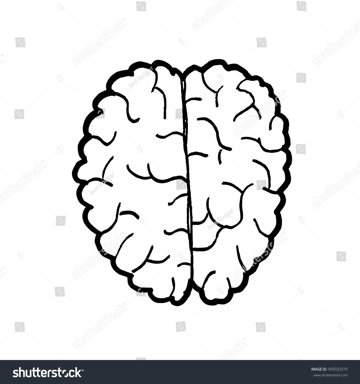 Brain Drawing Images | Free download best Brain Drawing