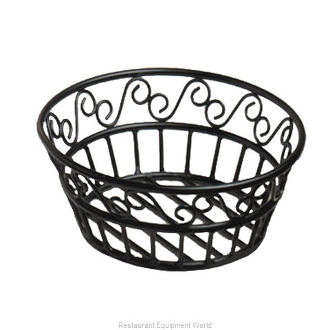 480x480 American Metalcraft Bread Basket Crate Metal Food Baskets