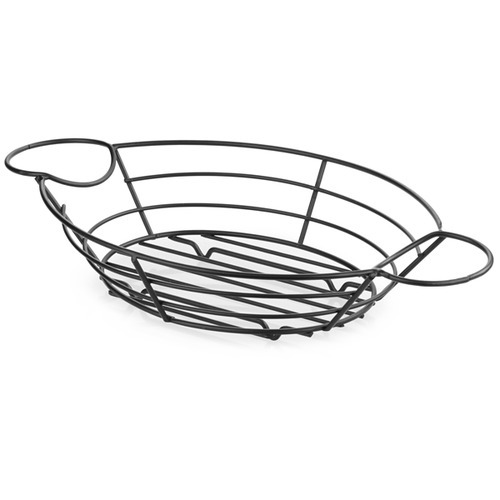 500x500 Bread Basket With Cup Holder