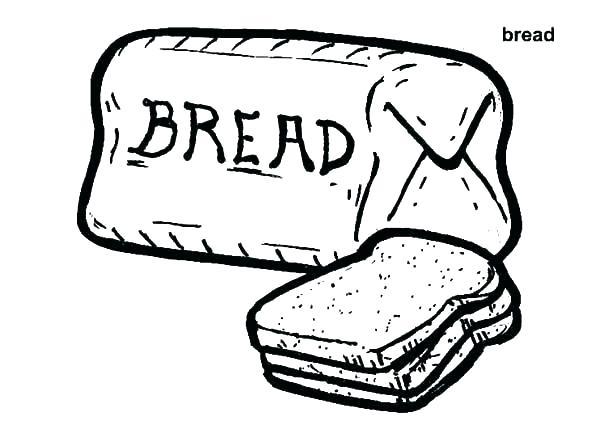 600x425 Bread Coloring