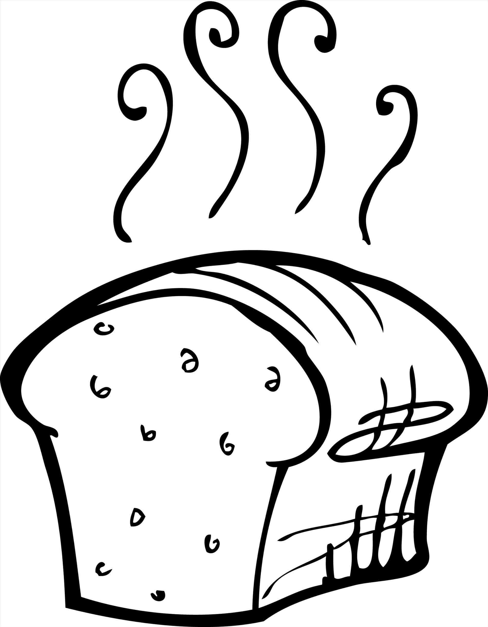 1900x2441 Bread Drawing Tasty Bread For Free Download