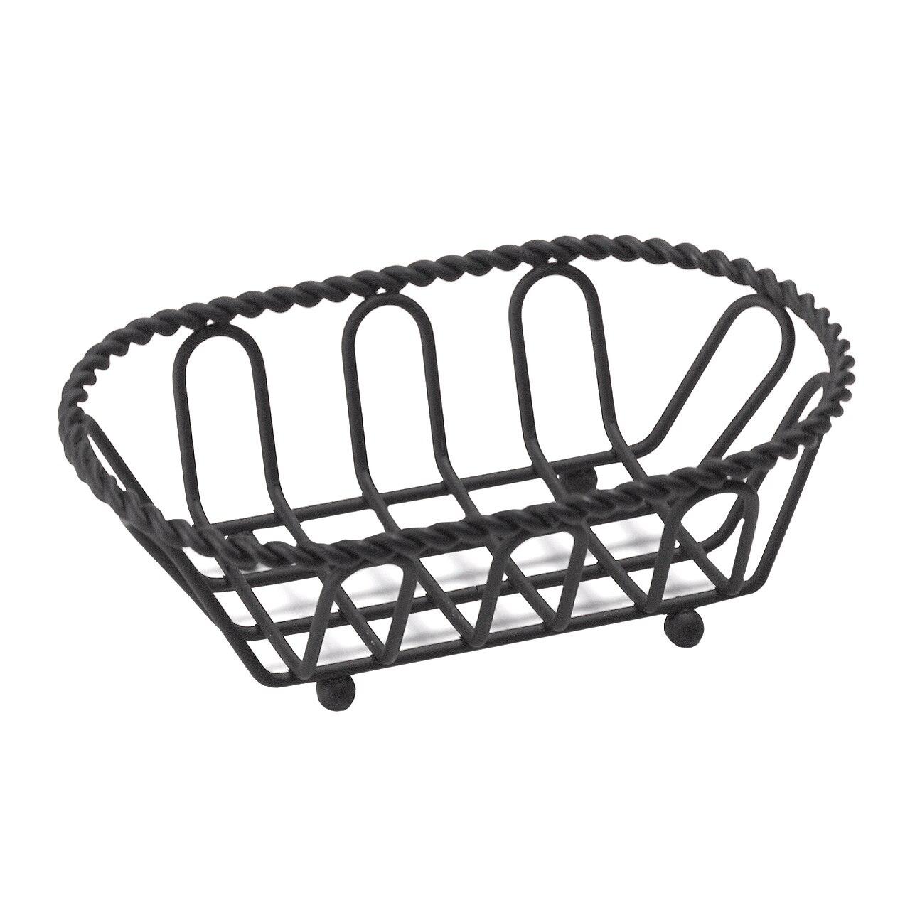 1280x1280 Get Clipper Mill Oblong Rim Wire Bread Basket