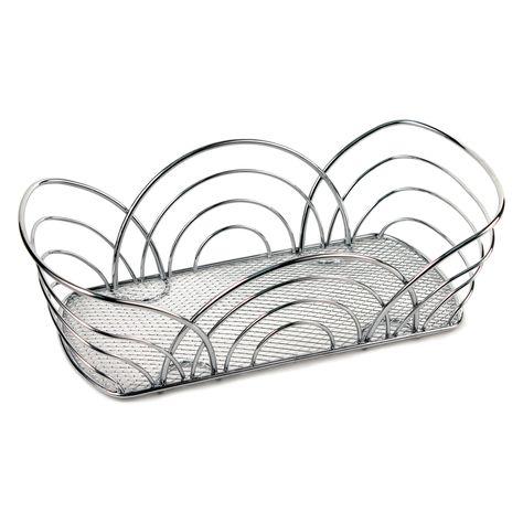 474x474 Spectrum Diversified Flower Bread Basket Black Products