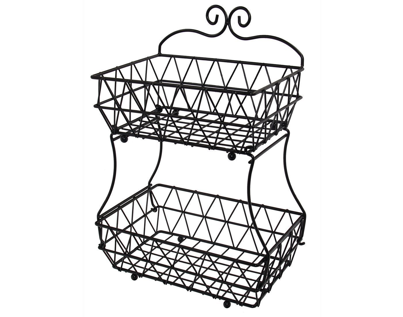 1400x1101 Esylife Upgraded Version Tier Fruit Bread Basket