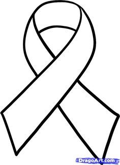 236x325 cancer ribbon colors how to draw a cancer ribbon, breast cancer