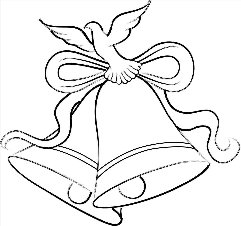 1500x1402 Purple Wedding Bells Clipart Weddings Wedding Symbols, Wedding