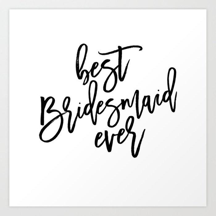 Bridesmaid Drawing